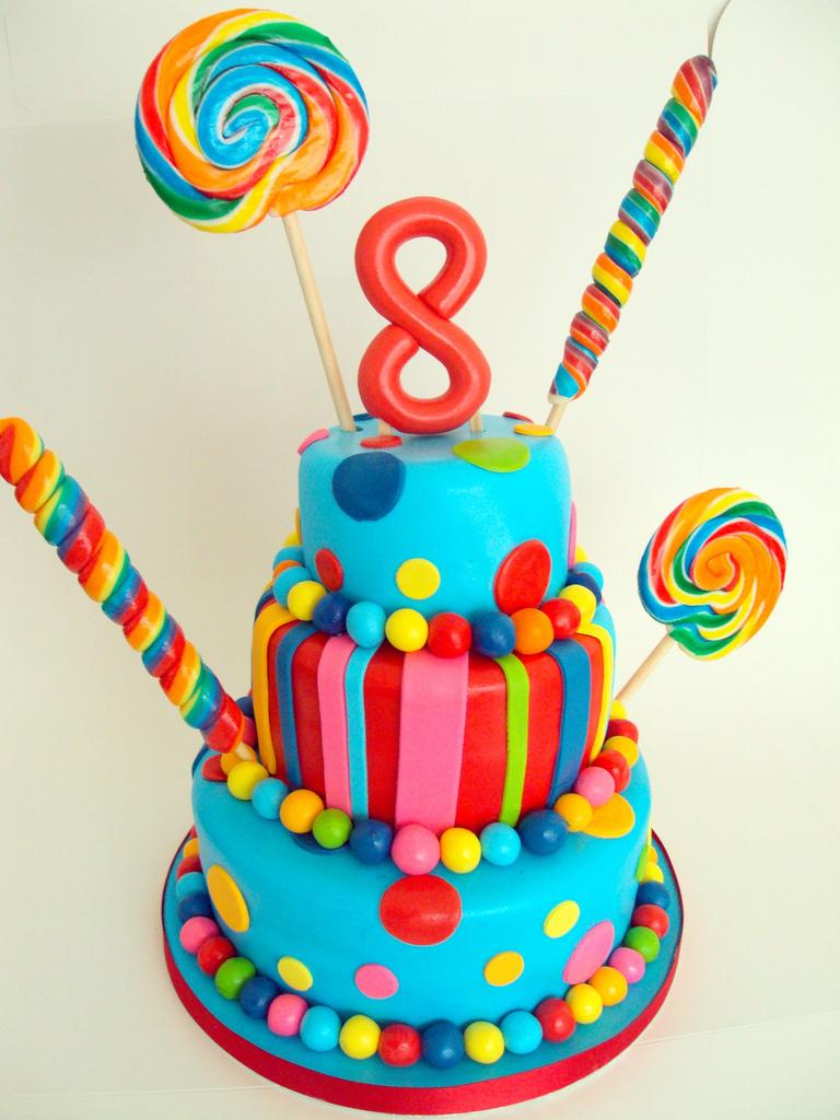 8th-birthday-cake